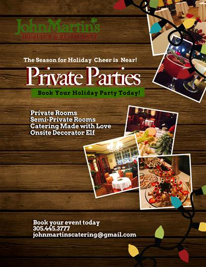 Private Party- Holiday's (1)