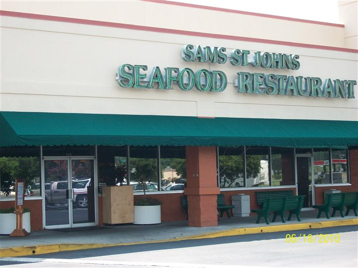 Crystal River Seafood Restaurant Locations