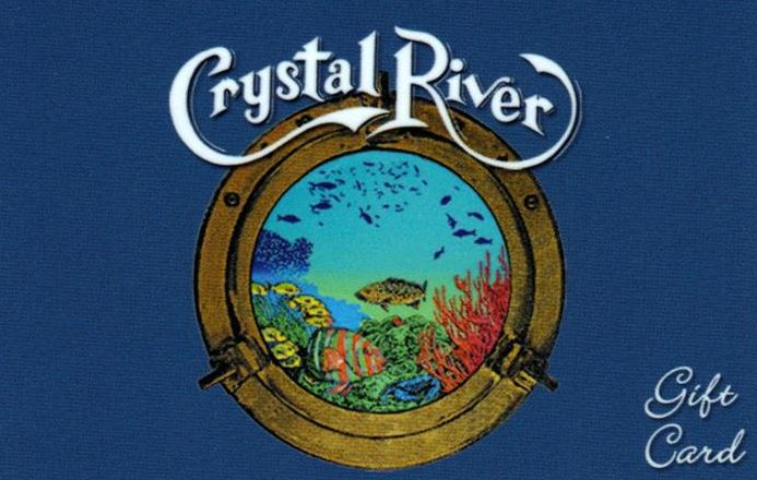 Crystal River Gift Card
