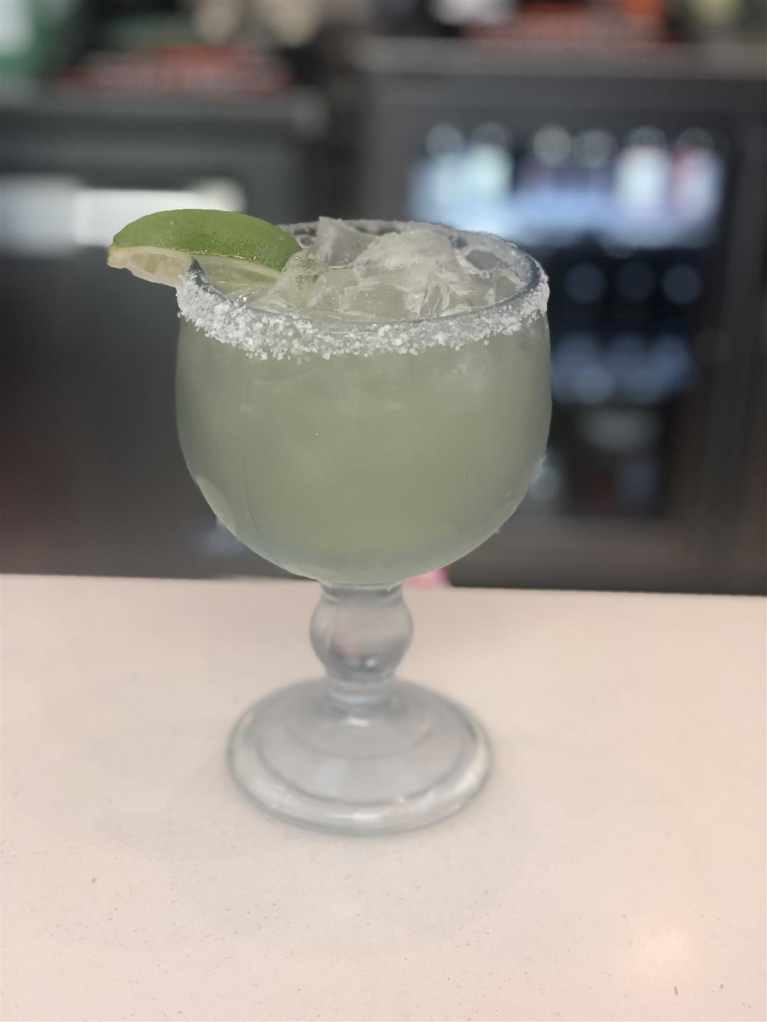 magarita with lime