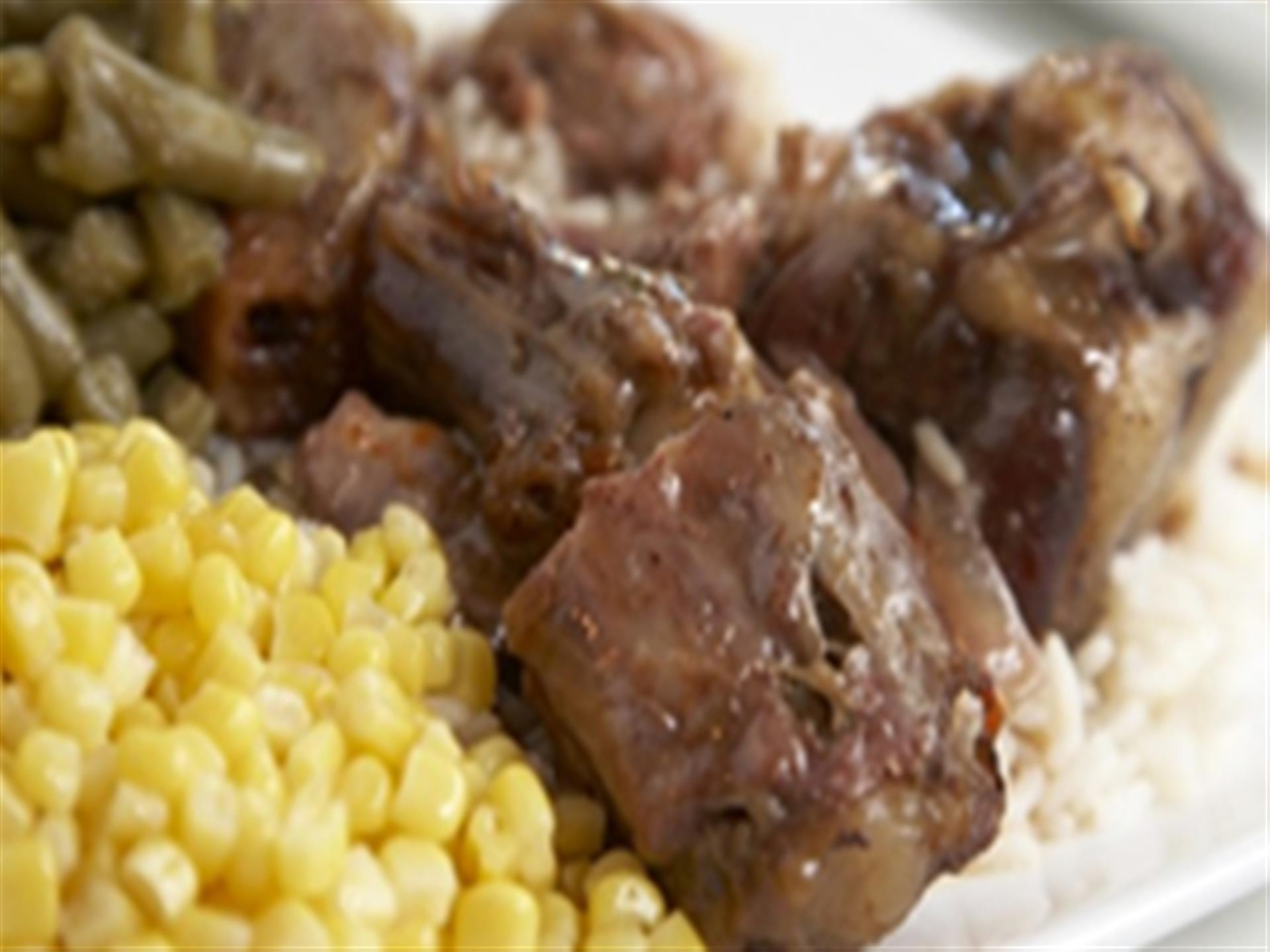 Our world Famous Oxtails