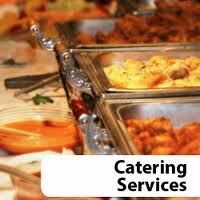 Dishes of food from our catering in Savannah, GA