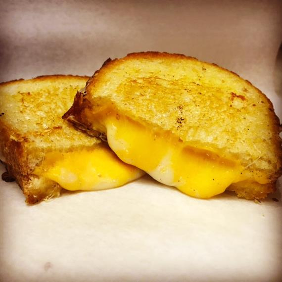 Try our 3-Cheese Grilled Cheese Sandwich