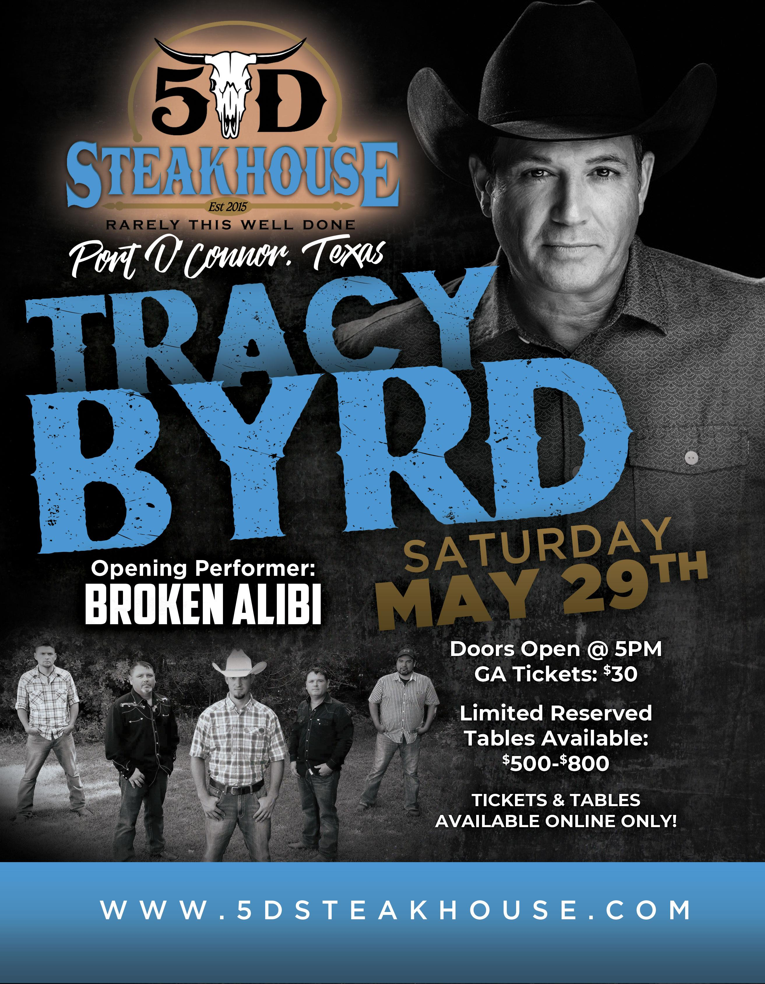 tracy byrd live event