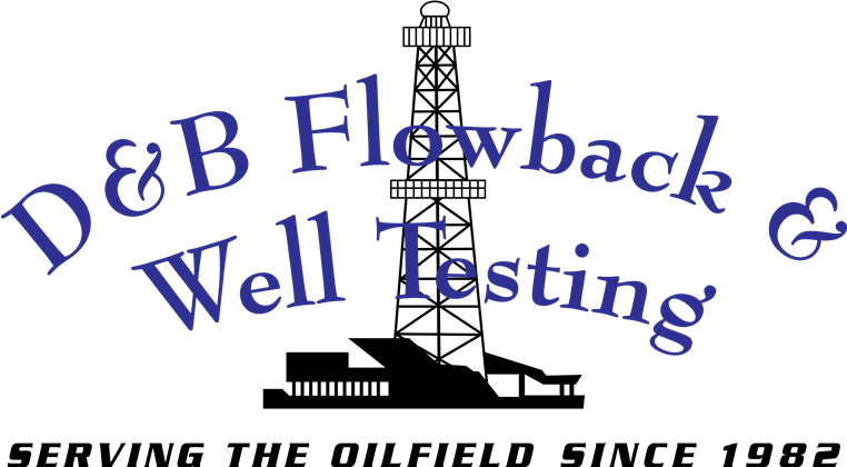 D&B Flowback & Well Testing Logo