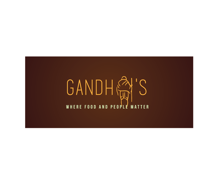 gandhi's where food a people matter