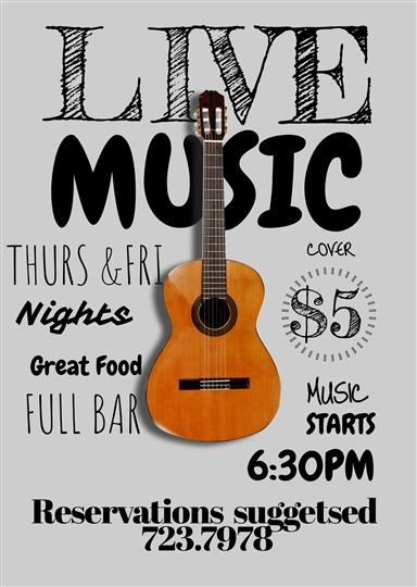 live_music_poster