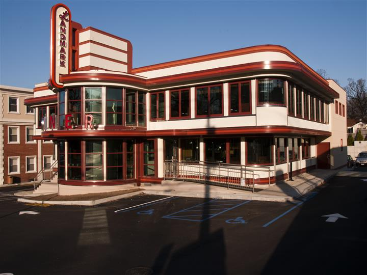 outside view of diner