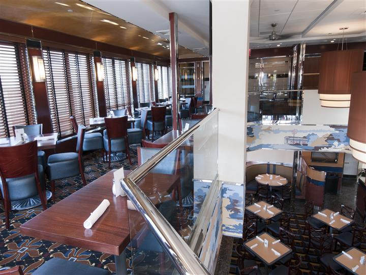 inside view of diner