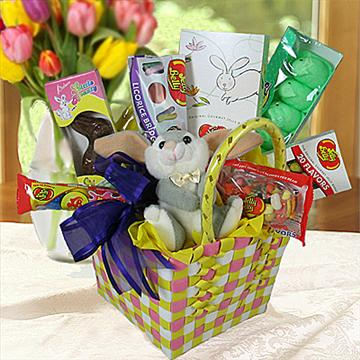 JELLY BELLY EASTER FUN BASKET  JB451E-L