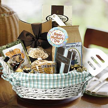 ---- MOTHER'S DAY BREAKFAST BASKET MB533-L (large)