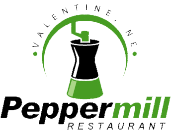 Pepper Mill Restaurant. Valentine, NE