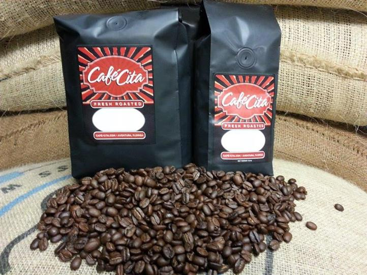 Cafe Cita coffee beans