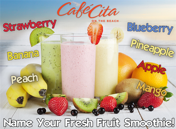 Cafe CIta Smoothies