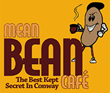 Mean Bean Cafe. The best kept secret in conway.
