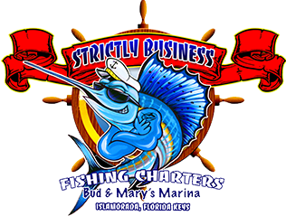 Strictly Business Fishing Charters. Budy and Mary's Marina Islamorada, Florida Keys