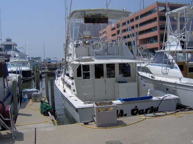 Biloxi charter boats for Mississippi fishing charters