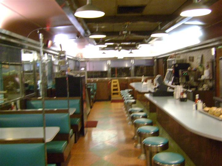 Another dining section of Skylark