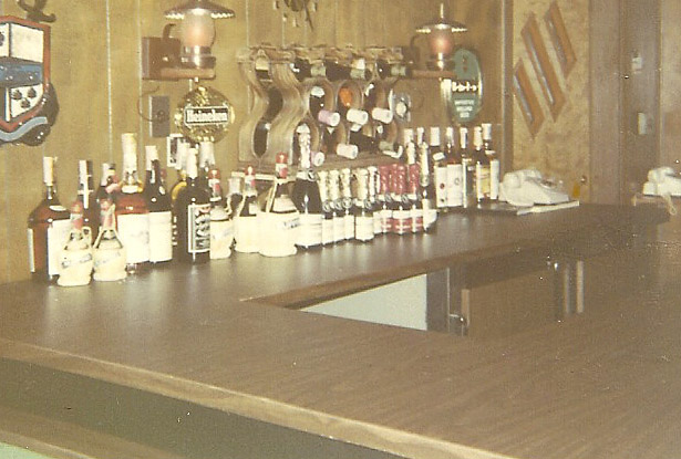 Vintage photo of Bar