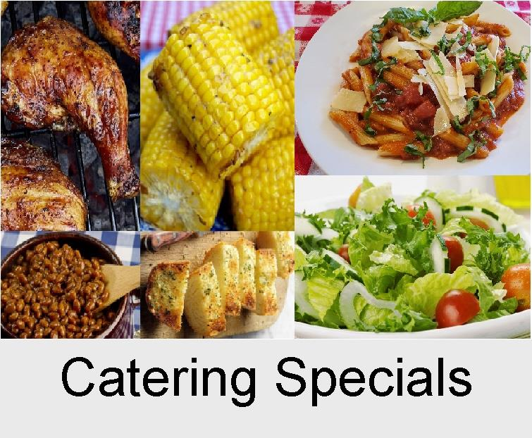 Catering Specials