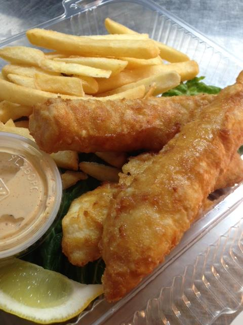 Kid's Fish and Chips