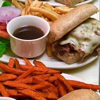 Prime Rib French Dip Sandwich
