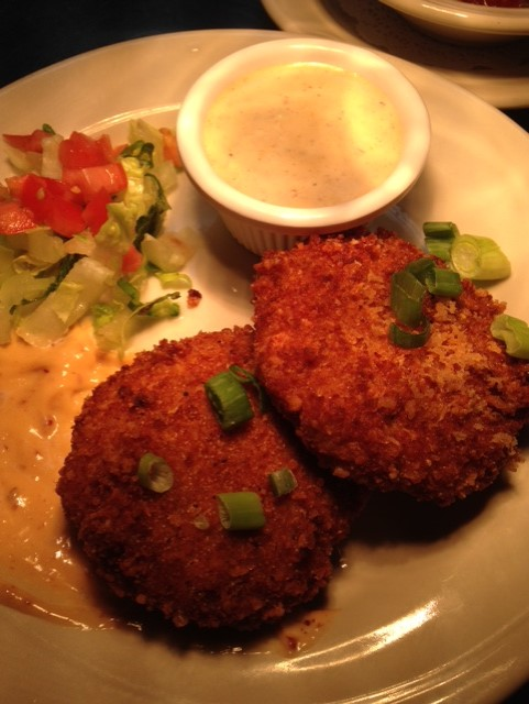Housemade Crab Cakes