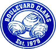 Boulevard Clams Logo