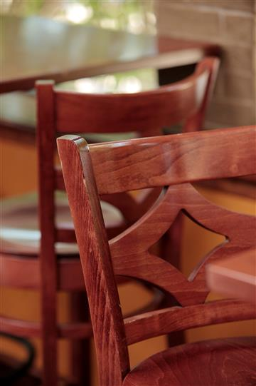 details of the seating chairs