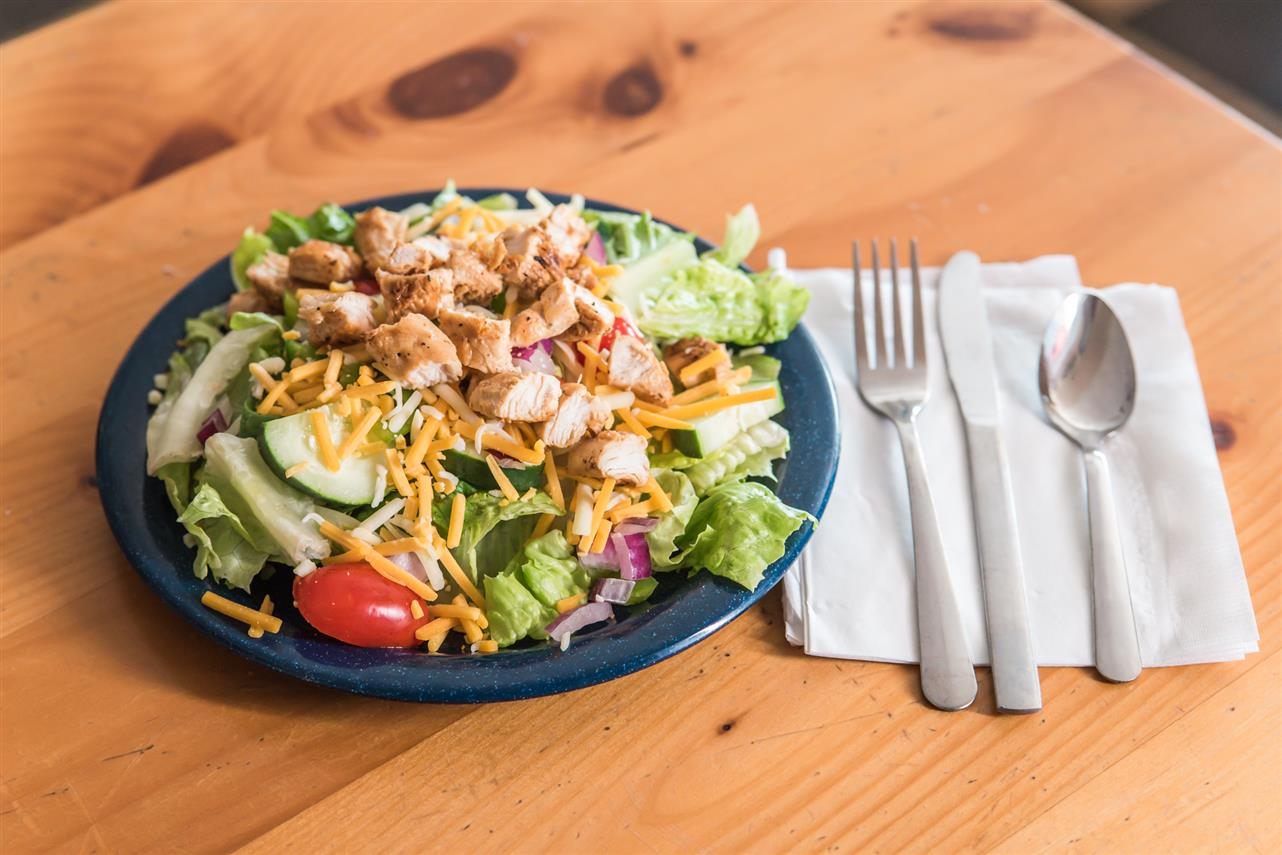 Grilled or Fried Chicken Salad