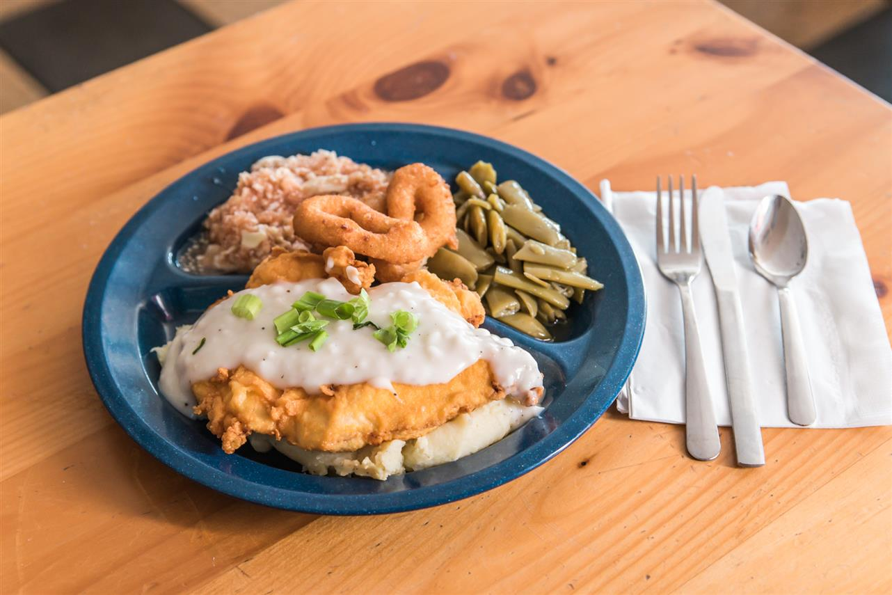 Chicken Fried Chicken & Sawmill Gravy
