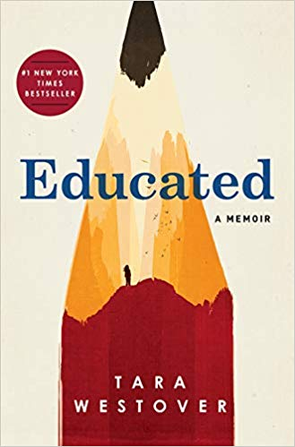 """The Book cover """"eductaed"""" by Terry Westover"""