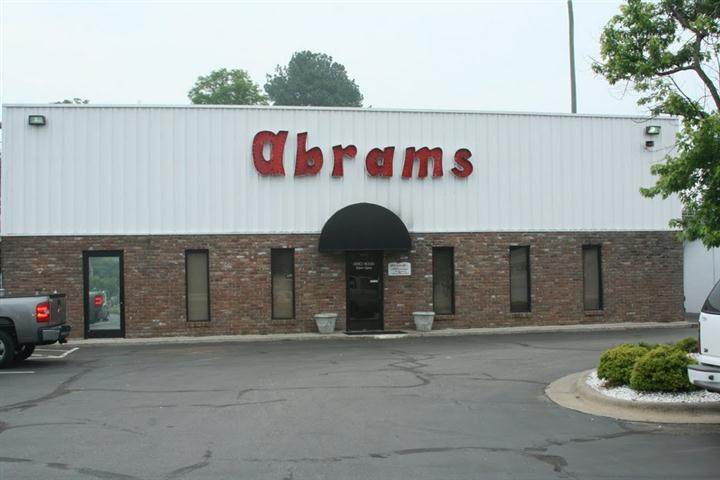 view of outside of Abrams restaurant