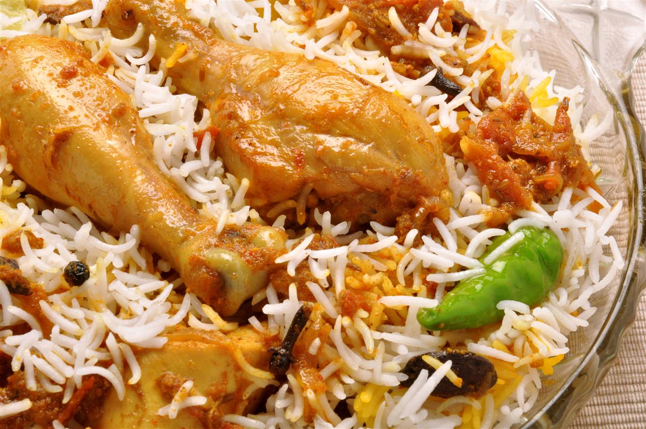 Chicken - Biryani