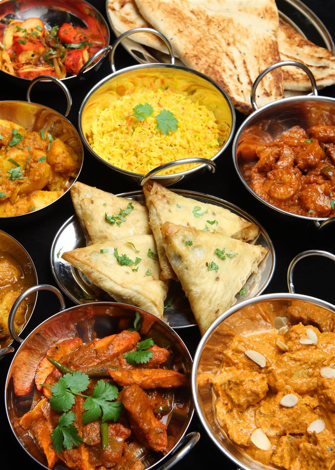 Maharani Dinner for Two