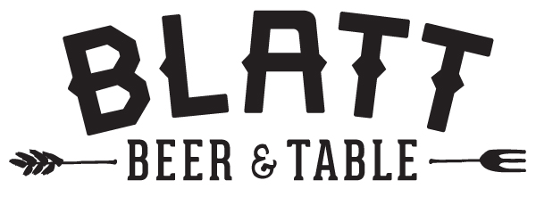 ---- Blatt Beer & Table (large)