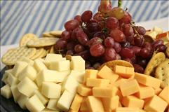 Cheese and Cracker Platters