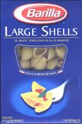 Barilla Large Shells