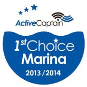 activecaptain 1st choice marina 2013/2014