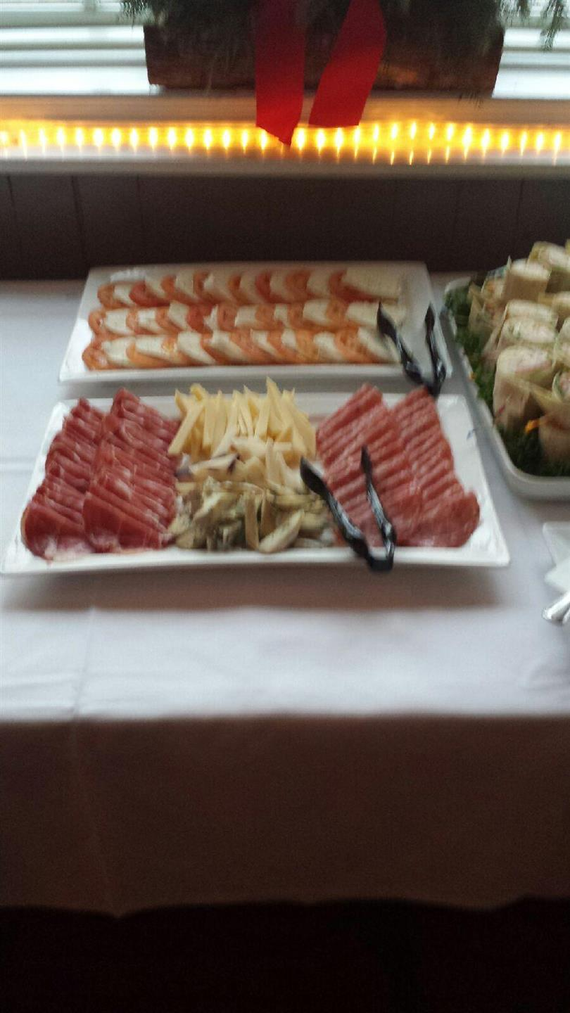 catering try