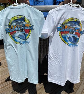 Name: Team Ruddy Duck T-Shirt (Pastel Blue)