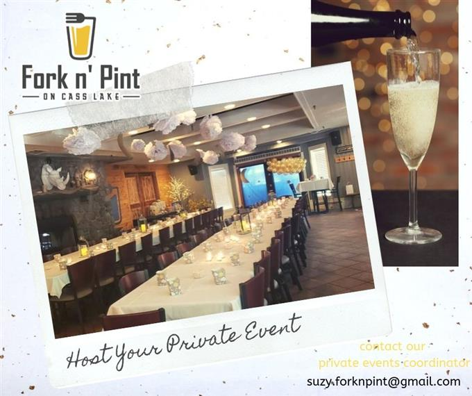 Host your private event, contact our private events coodinator suzy.forknpint@gmail.com