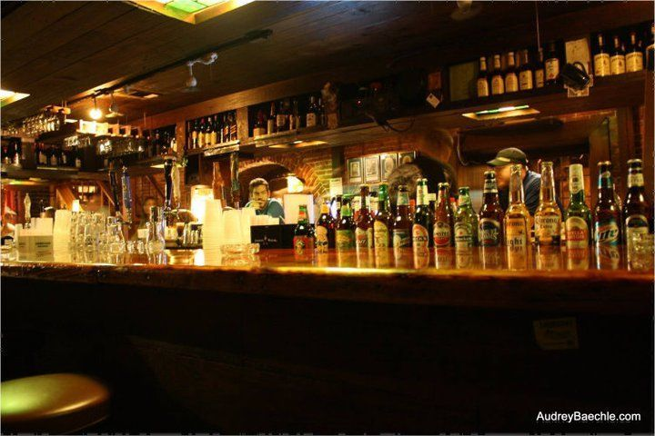 Kevin Barry's downstairs bar