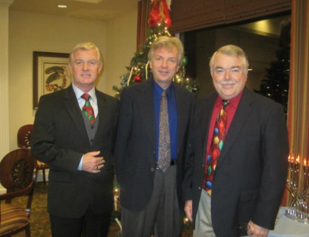 Celtic Christmas Trio