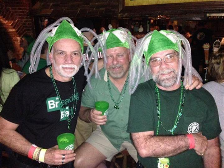 Don St Paddys