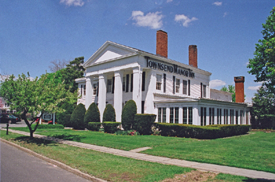 Townsend Manor Inn establishment