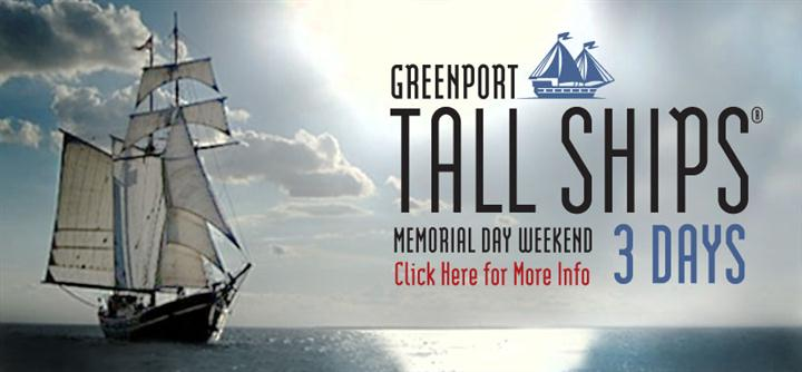 Promotional ad for memorial weekend
