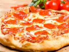 Hand–Tossed Pizzas