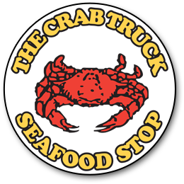 The Crab Truck Seafood stop.