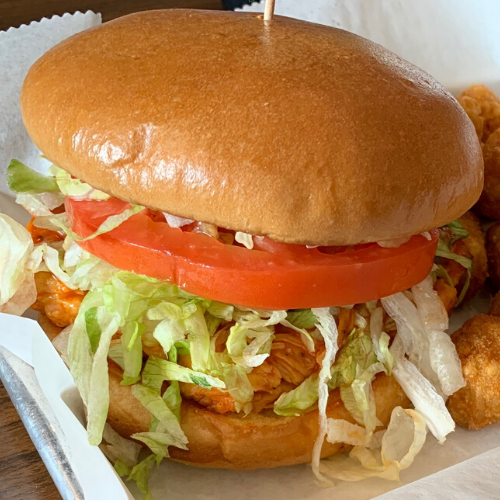 Farmer's Favorite Chicken Sandwich